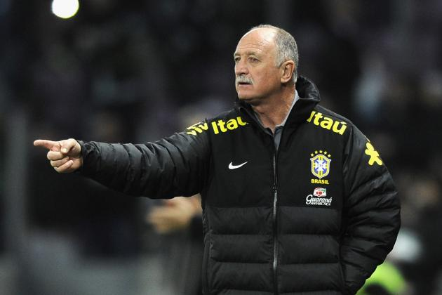 Brazil: Analysing Scolari's Tactical Progress Ahead of Confederations Cup