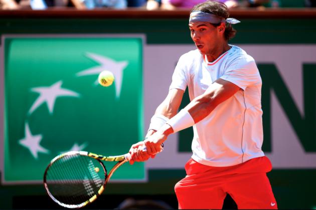 Djokovic vs. Nadal: Score, Highlights for French Open 2013 Men's Semifinals