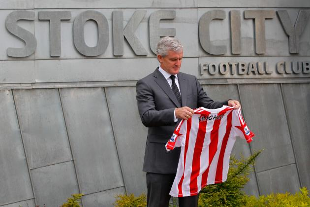 Stoke City Transfer Rumours: Biggest Names Linked to the Potters
