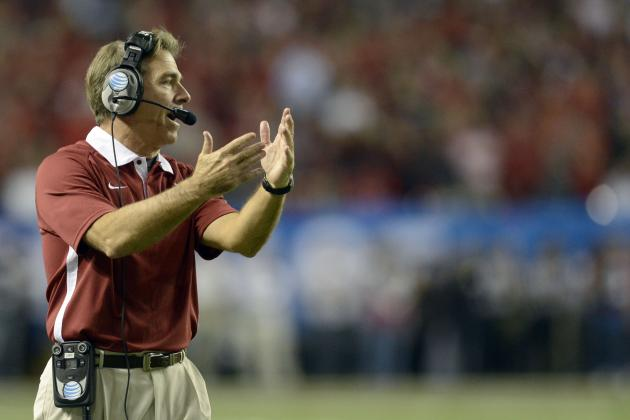 Nick Saban's Charity Auction Includes Alabama Tickets, Sideline Passes and More