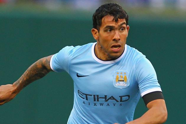 Vice-President Adriano Galliani Hopes Carlos Tevez Turns Down Juventus