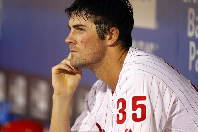 Hamels, Halladay Leaning on Each Other in Midst of Difficult Season