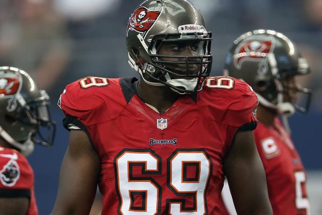 Bucs' Dotson Wants to Be Best in Game