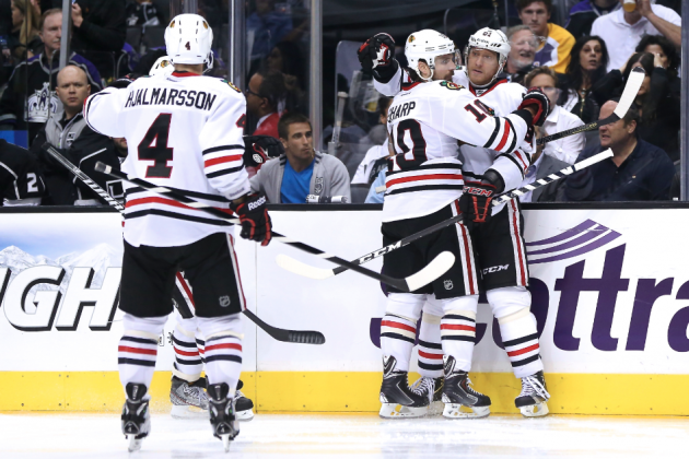 Blackhawks vs. Kings: Surging Chicago Seizes Control Against LA, Jonathan Quick