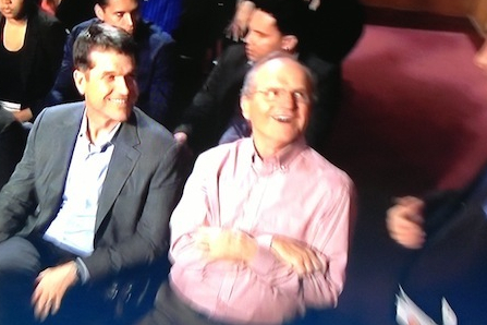 Jim Harbaugh Loves Traffic Cops, Judge Judy