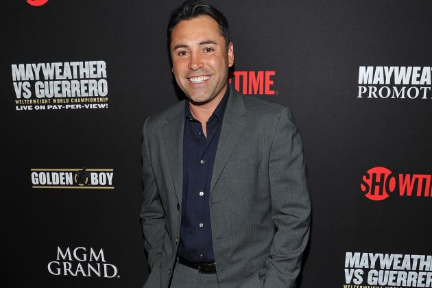 De La Hoya Doesn't See Mayweather as Having Changed from 2007