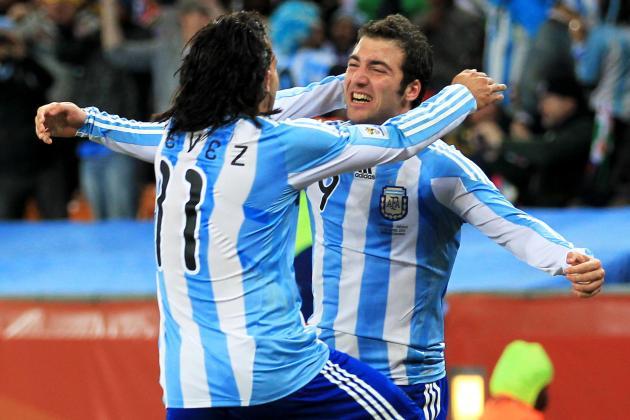 Juventus Transfer Rumours: Bianconeri Must Grab Gonzalo Higuain, Carlos Tevez