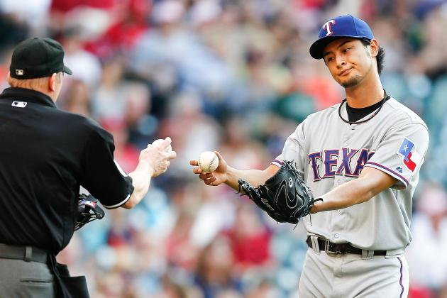 Texas Rangers Need Another Front-Line Starter to Complement Yu Darvish