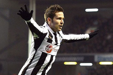 Yohan Cabaye Hints at Newcastle Exit