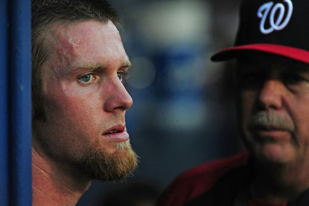 Stephen Strasburg's Latest Injury Shows Folly of Trying to Protect a Player