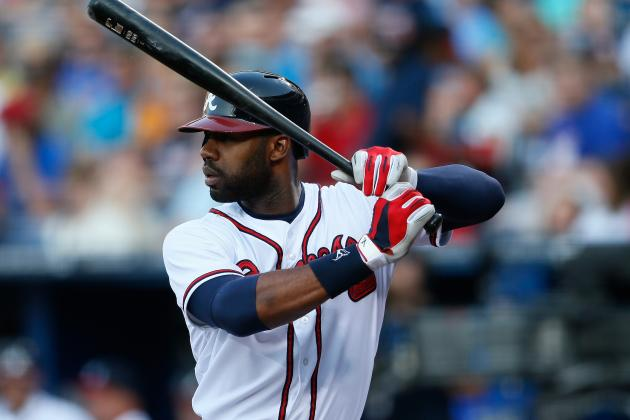 Breaking Down Heyward's Swing