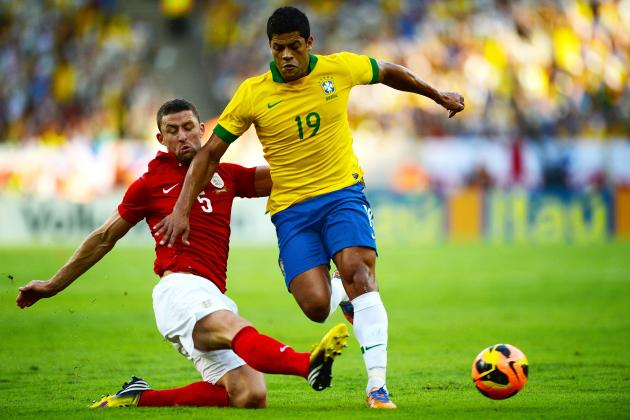 Chelsea Transfer News: Hulk Admits to Contact with Blues