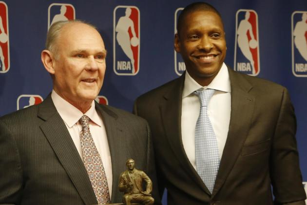 Nuggets Fans Question Masai Ujiri and George Karl Exits in Same Week