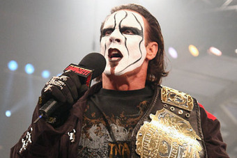 Sting: Will His Apparent Frustration with TNA Finally Bring Him to WWE?