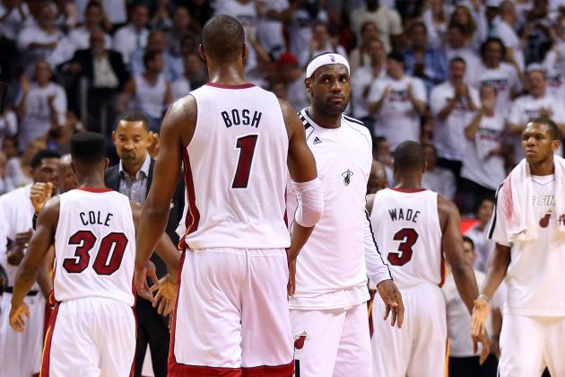 Help Wanted Ad for Miami Heat's Open Forward-Center Position