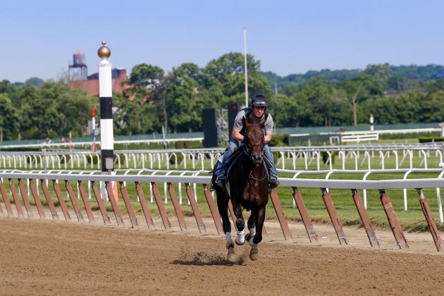 Belmont Horse Race 2013: Longshots Worth a Wager