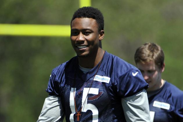 Brandon Marshall Should Have Big Season Under Marc Trestman