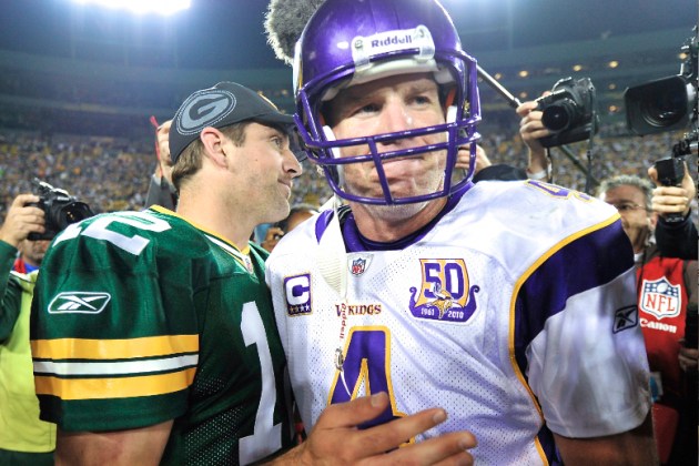 Are Brett Favre and the Green Bay Packers Finally Inching Toward a Reunion?