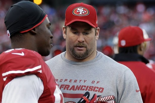 Last Year as 49ers for Frank Gore, Justin Smith?