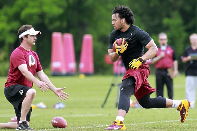 Redskins RB Roy Helu Jr. Returns to the Field