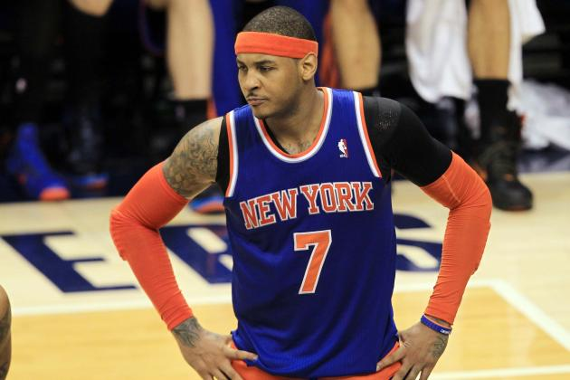 Carmelo Anthony Spent $27K on a Portrait of Muhammad Ali