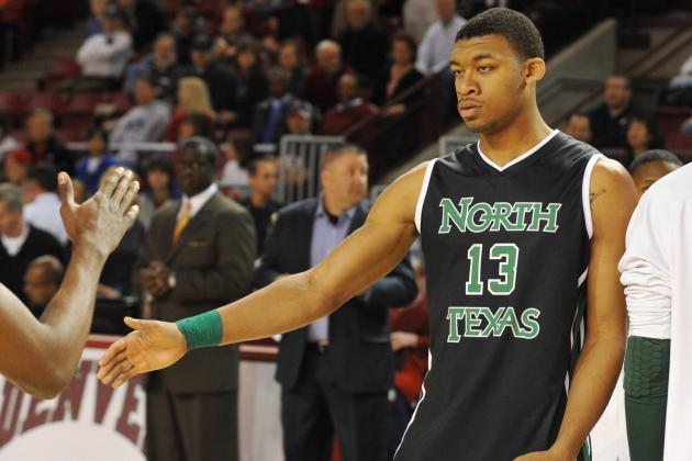 2013 NBA Draft Breakdown and Scouting Report for Tony Mitchell