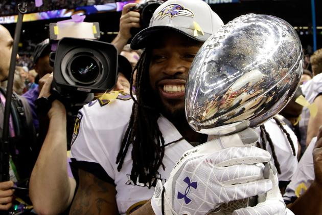 Torrey Smith and Co. Ready to Step Up for Departed Boldin in Baltimore