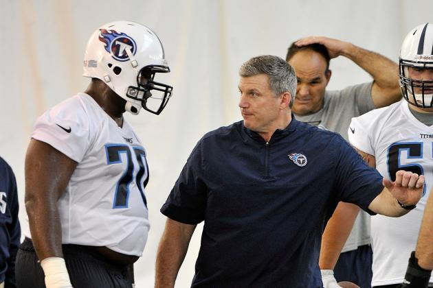 Titans Completely Revamp Playbook