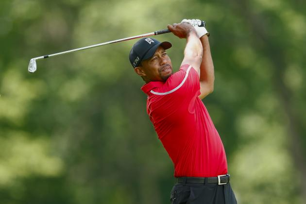 US Open 2013: Why Tiger Woods Will Win
