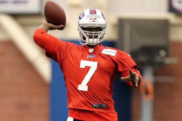 Buffalo Bills QB Competition Just Getting Started