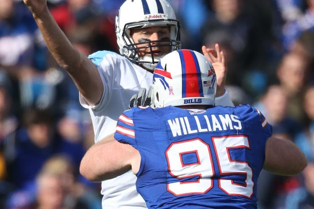 Will Kyle Williams Ever Be Close to 100% Healthy?