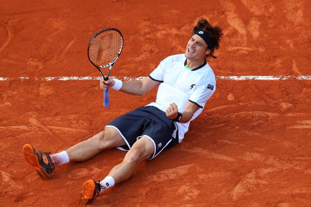 Ferrer vs. Tsonga: Recap and Results from French Open 2013 Men's Semifinal
