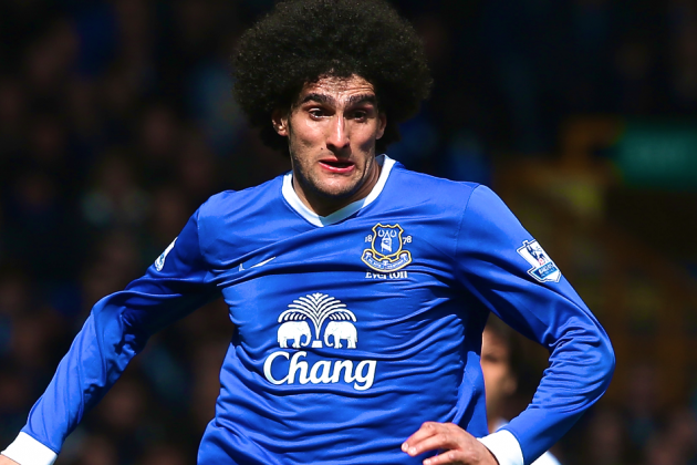 Arsenal Transfer Rumours: Gunners Reportedly Bid on Marouane Fellaini