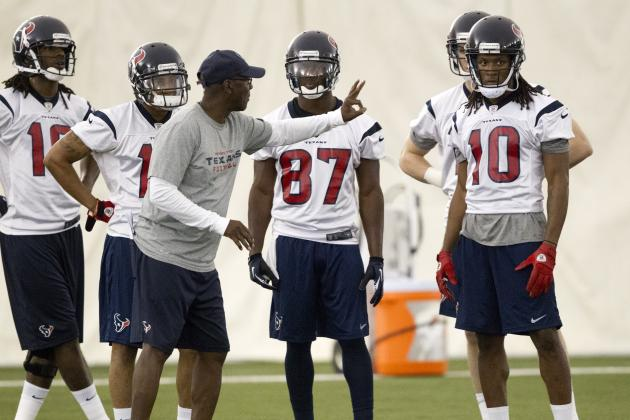 Kubiak Pleased as Texans Finish OTAs