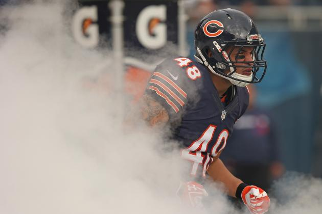 Chicago Bears Don't Have Many Options with Evan Rodriguez