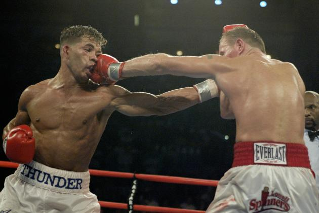 Gatti vs. Ward 3: Looking Back on Their Legendary Final Bout a Decade Later