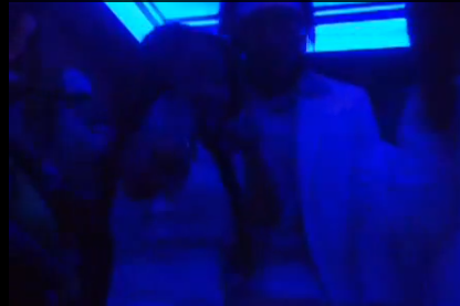 Robert Griffin III Was Dancing in DC Last Night [VIDEO]