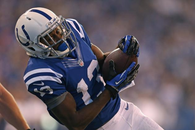 T.Y. Hilton Working on Dropped Passes
