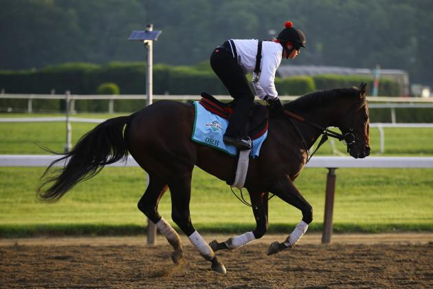 Belmont Stakes 2013 Live Stream: Online Viewing Info and More
