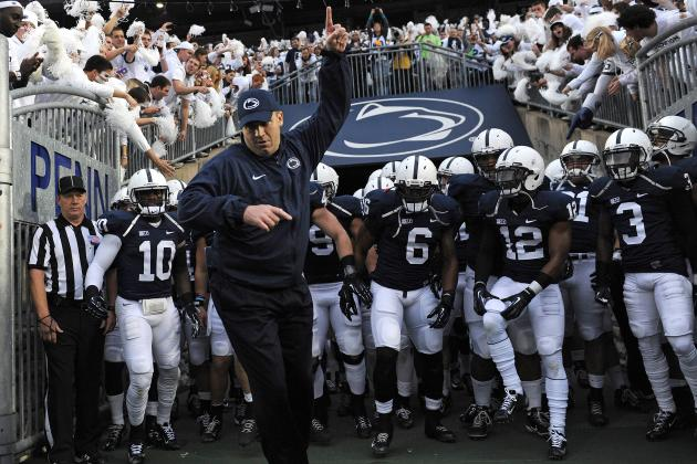 Bill O'Brien and Staff Prep for Another Wave of Prospects to Camp at Penn State