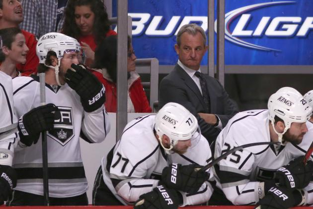 Los Angeles Kings Now Look to 'Steal One' and Extend Series