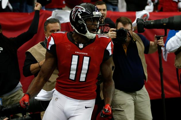 Atlanta Falcons: How Good Can Julio Jones Really Be?