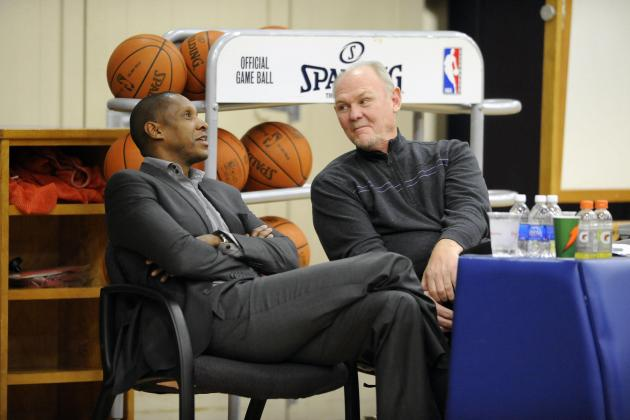 Will the Toronto Raptors pursue George Karl?