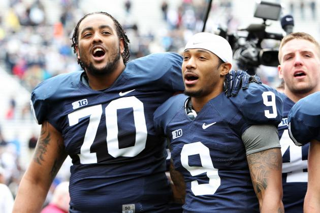 PSU Coach Bill O'Brien Confirms DT Nate Cadogan Has Left the Program