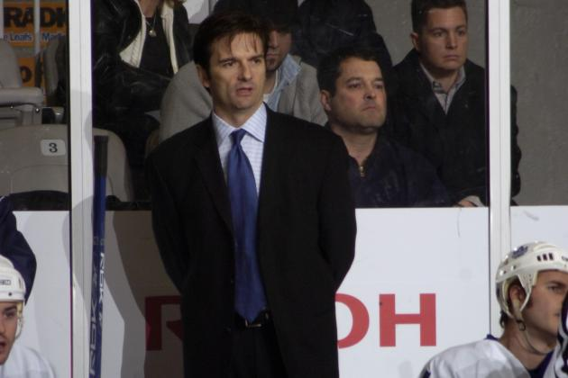 Rangers Obtain Permission to Interview Eakins