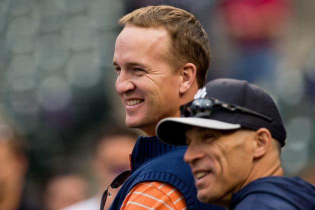 Broncos Speed Things Up in Manning's 2nd Season