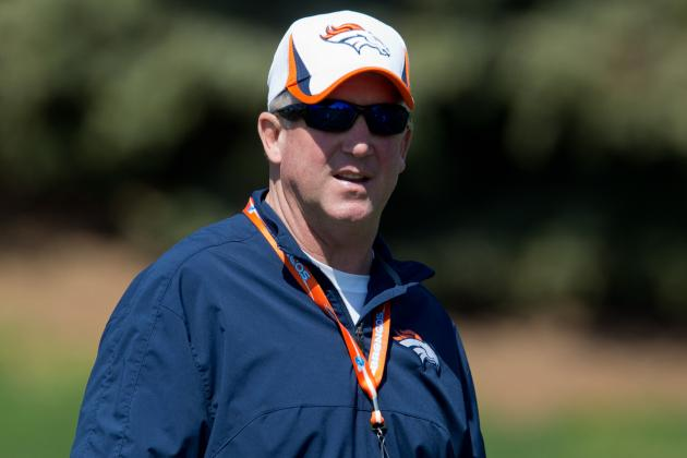 Broncos Coach on Karl's Departure: I'm Sure He'll Land on His Feet