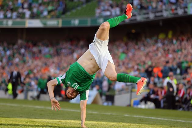 Republic of Ireland 3 Faroe Islands 0