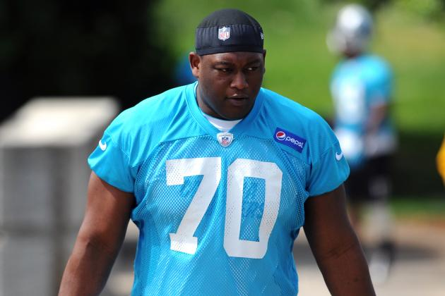 Panthers Rookie Edmund Kugbila Forced to Take 'Mental Reps'