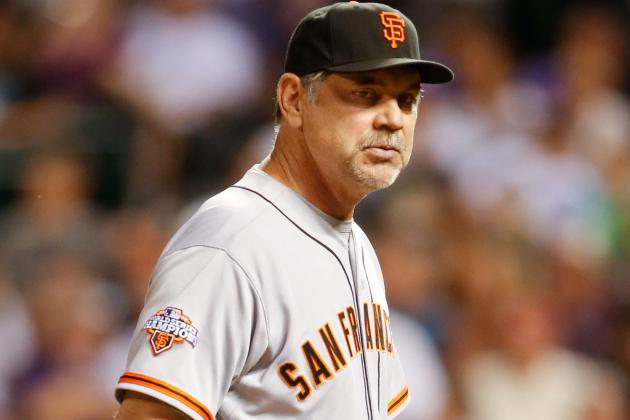 Bochy on PEDs: 'I'm All for Stiffer Penalties'